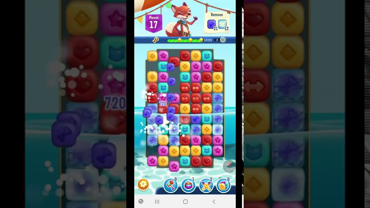 Pet Rescue Puzzle Saga Level 871 ~ No Booster new levels