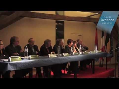 L'Ardenne, conférence de presse