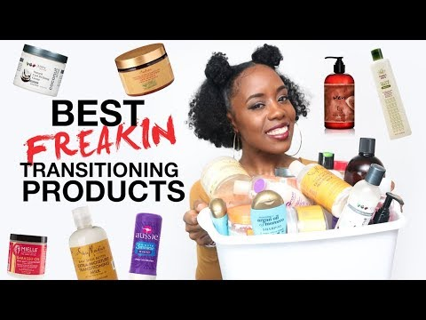 Favorite Transitioning Hair Natural Hair Products For Faster Hair Growth Youtube