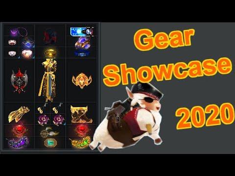 Watchman - Gear showcase (September, 2020) + solo ECA run - Cabal Online