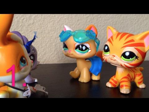 Littlest Pet Shop: Fun, Fun, Fun! Episode #1 (It's Not Cool!) Kids Show