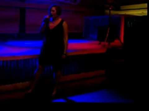 Michelle @ CACTUS JACKS FLORENCE SC COUNTRY IDOL QUALIFICATIONS W/ KARAOKE W/ ELLIOTT