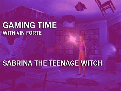 Sabrina the Teenage Witch (PS1) | Gaming Time!