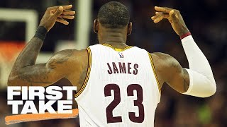 Stephen A.: No Excuses For LeBron James This Time | Final Take | First Take | May 24, 2017