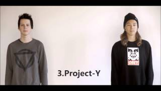 TRY-Y - Project-Y EP (Trailer)