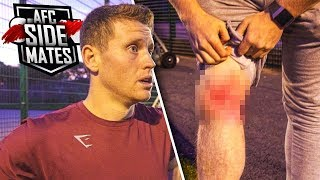 WROETOSHAW INJURED ME! (AFC Sidemates)
