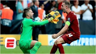 Jurgen Klopp explains Adrian's freak injury during UEFA Super Cup vs. Chelsea | Premier League
