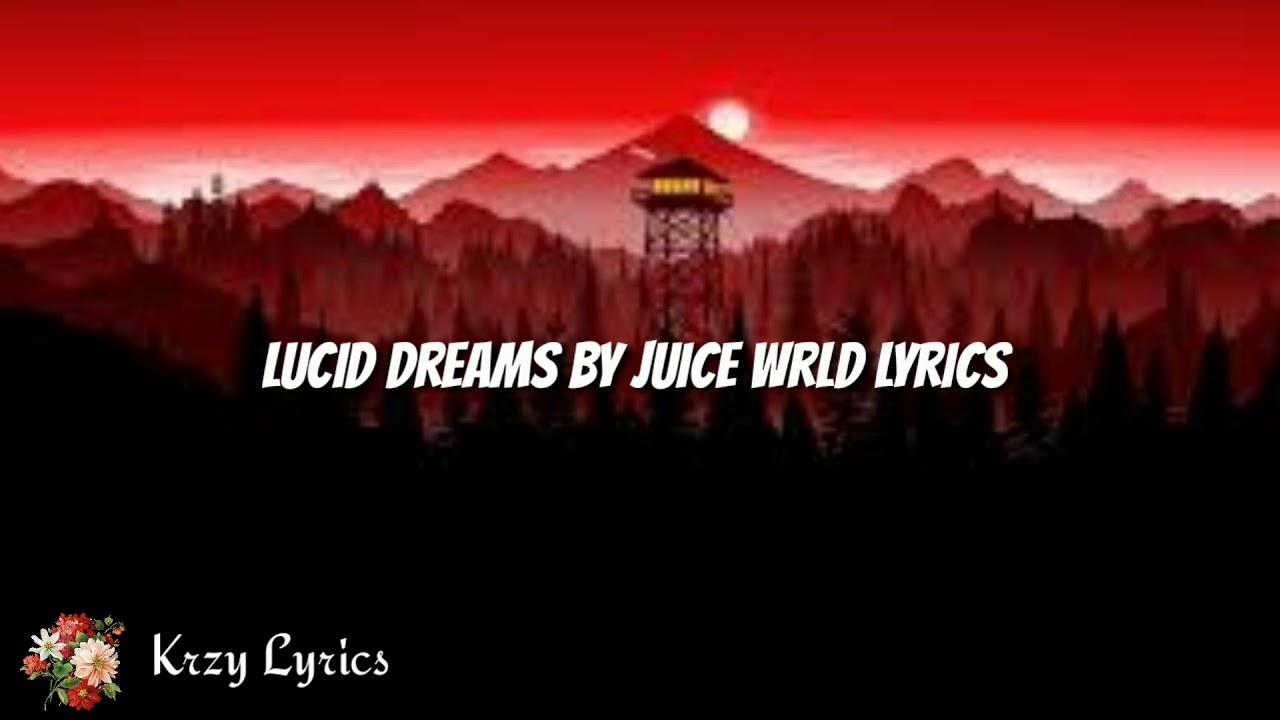 Lucid Dreams Lyrics Clean 1 Hour - dream