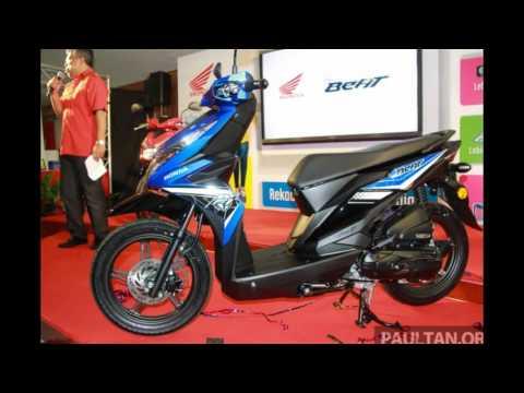 Honda BeAT Malaysia 2017
