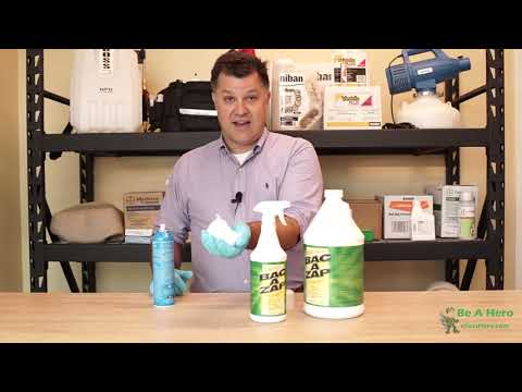Bac A Zap And Foam Fresh Product Review