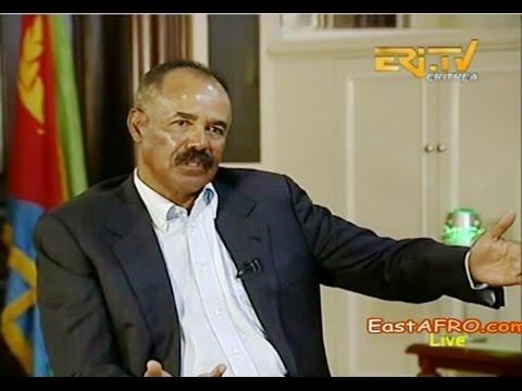 President Isaias Afwerki Interview with EriTV (Part 2)