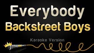 Backstreet Boys Everybody Backstreet's Back Karaoke Version