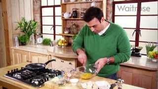 How to make the perfect omelette - Waitrose