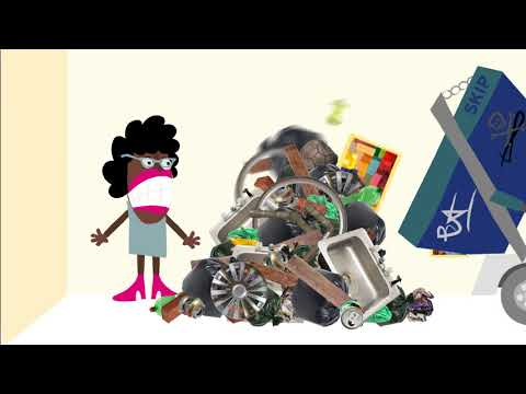 Waste in the right place (full version)