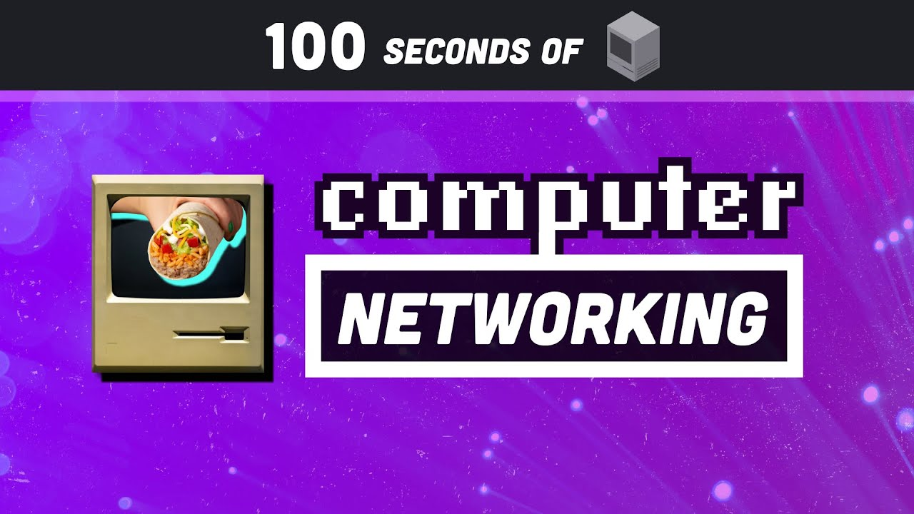 Computer Networking in 100 Seconds