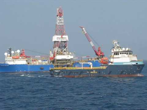 Offshore supply - Shore base mgt