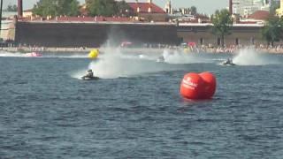 Water Formula-1 St.Petersburg