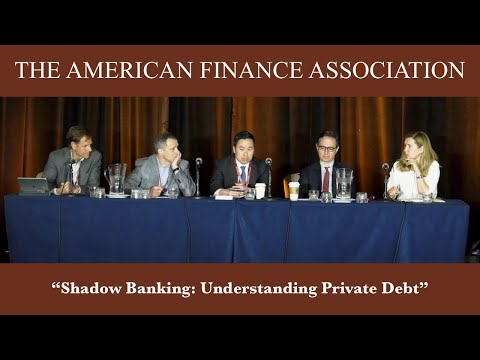 Shadow Banking: Understanding Private Debt