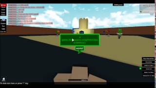 ROBLOX- How to use Admin Commands