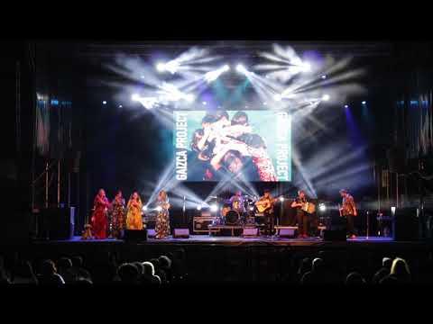 GAIZCA PROJECT in concert at Santiago de Compostela - 24/07/20 - thanks to Dezaseis