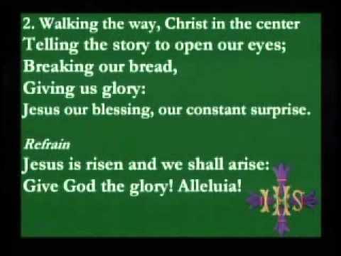 Alleluia! Jesus Is Risen - St. Lorenz Evangelical Lutheran Church