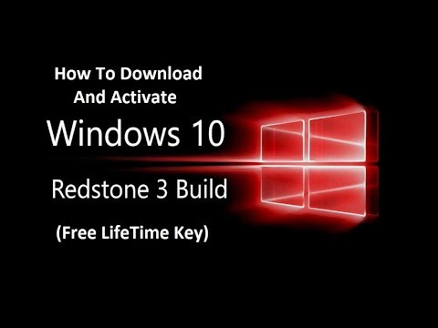 windows 10 redstone 2 indir
