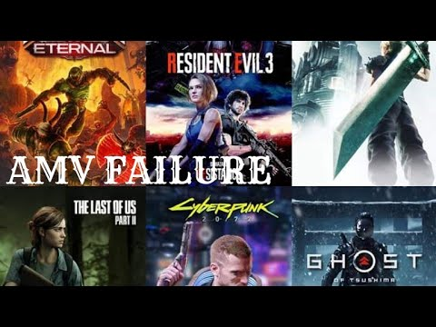 AMV -FAILURE-BEST UPCOMING GAMES 2020