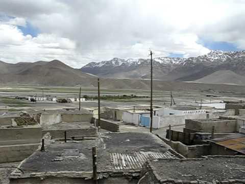 Downtown Murghab The Pamirs Gbao Tajikistan Youtube