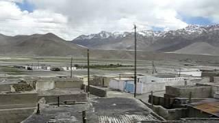 Downtown Murghab, The Pamirs, GBAO, Tajikistan