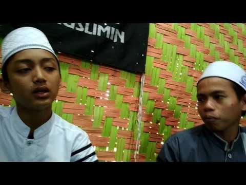 """Tim Hadrah Syubbanul Muslimin """"CDI Cinta Dalam Istikharah"""" Gus Azmi Lagi Latihan Bareng Mas Muhtadiy"""