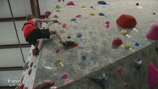New sports being added to 2020 Olympics, rock climbing being one of them