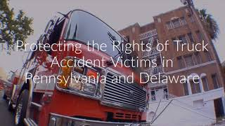 Edelstein Martin & Nelson | Hire Truck Accident Lawyer in Philadelphia, PA