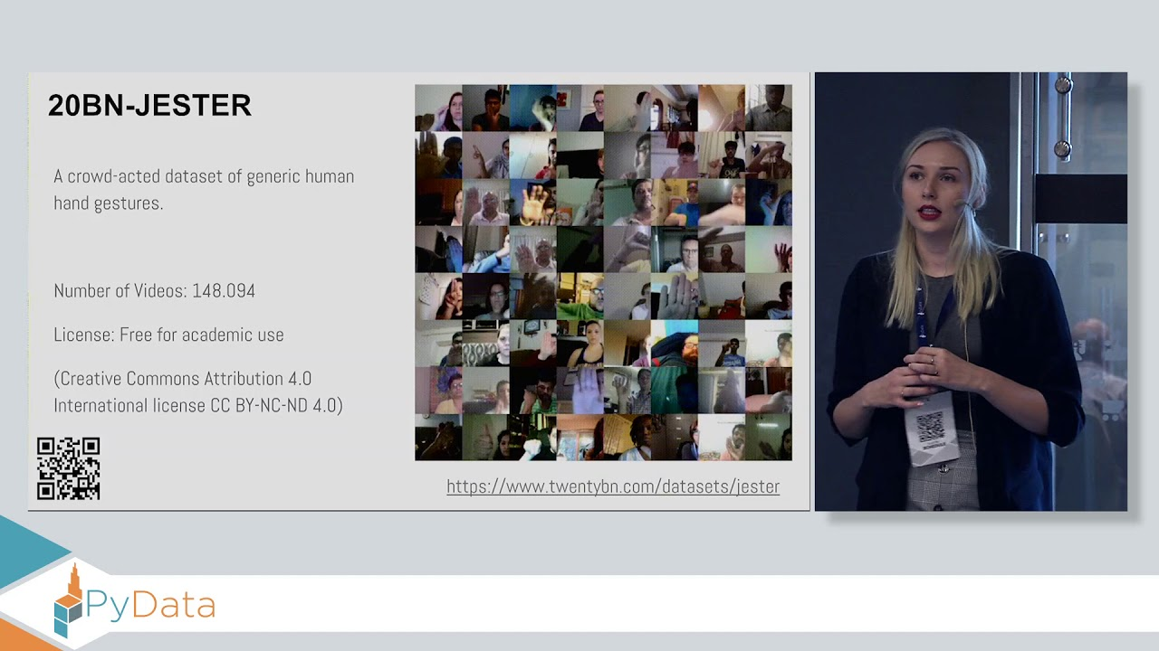 Image from Building a Gesture Recognition System using Deep Learning - Joanna Materzyńska