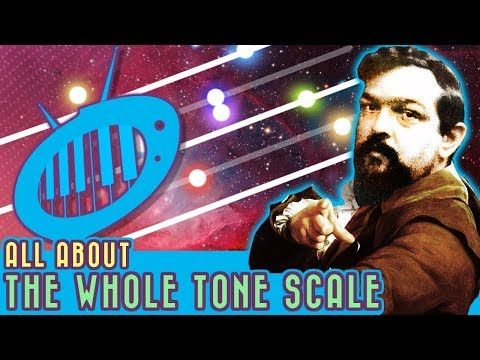 All About the Whole Tone Scale