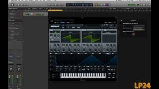 Making a House Chord Pluck in Serum - Sound Design and Synthesis
