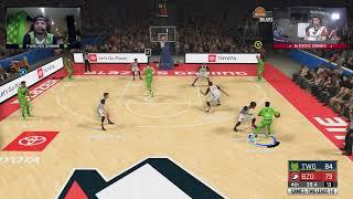 NBA 2K League Season 3 Week 12 | Day 1