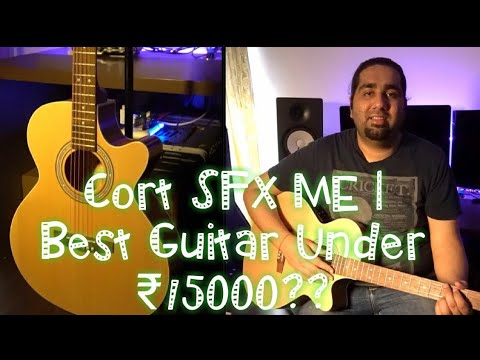 cort sfx me review best acoustic electric guitar under 15000 youtube. Black Bedroom Furniture Sets. Home Design Ideas