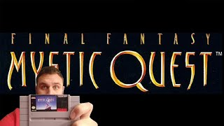 Final Fantasy: Mystic Quest Review (SNES)