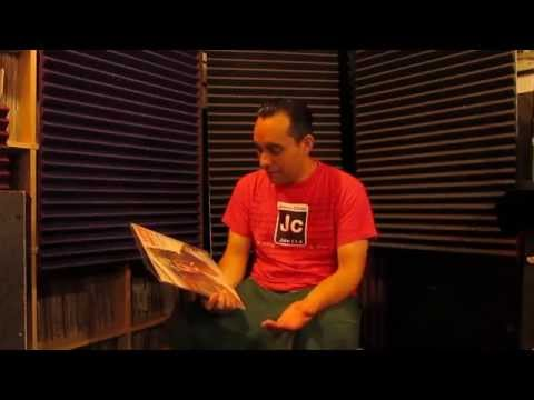 """Vinyl Record Show """"Digs Of The Day"""" Episode 37 Hip Hop Records"""