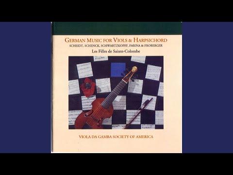 Sonata VIII in C minor (Schenck)