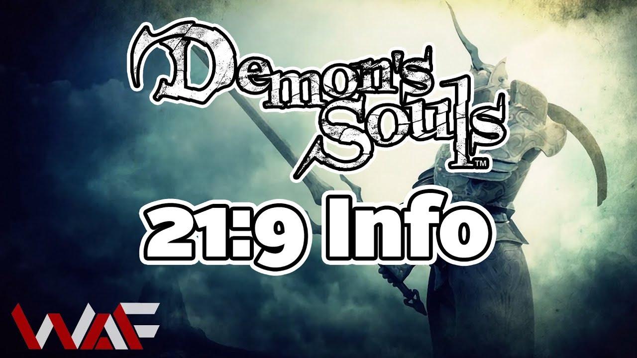 Demon's Souls | 21:9 Info [RPCS3 - PS3 Emulator]