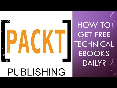 How To Get Free Technical Books Daily?