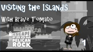 Poptropica: Visiting the Islands- Escape from Pelican Rock (1) - Falsely Accused