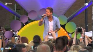 Andre Hazes jr. - Leef - Sterren Muziekfeest op het Plein