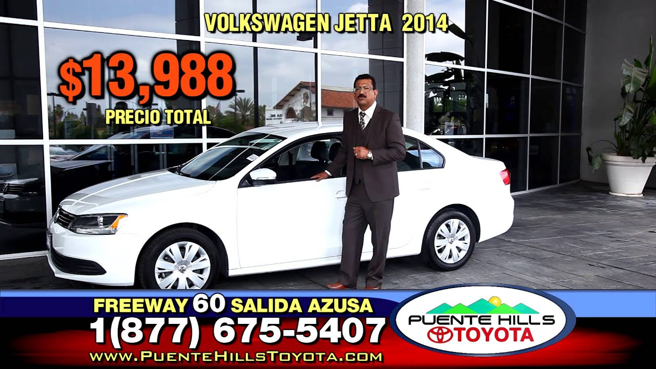 PUENTE HILLS TOYOTA 0523 120A SEC TV - YouTube