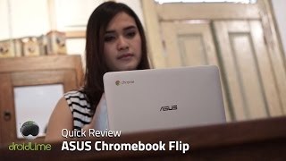 ASUS Chromebook Flip Quick Review
