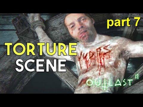 Outlast 2 - TORTURE SCENE - fr - part 7