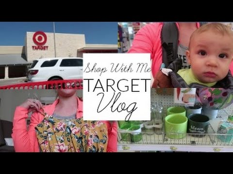 Shop With Me at TARGET and HAUL | Vlog Style