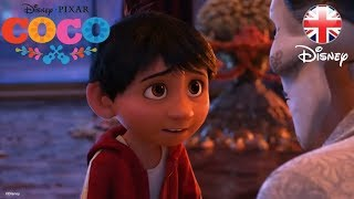 COCO | US Trailer - Find Your Voice | Official Disney UK