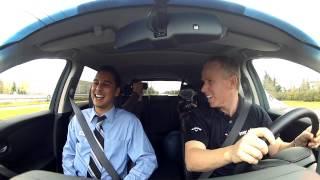 Acura RDX Funny Road Test